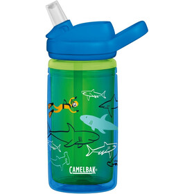 CamelBak Eddy+ Insulated Juomapullo 400ml Lapset, scuba sharks